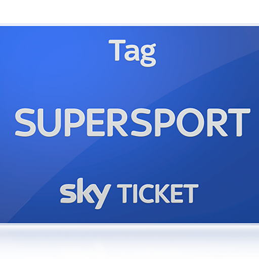 Sky Supersport Ticket sichern