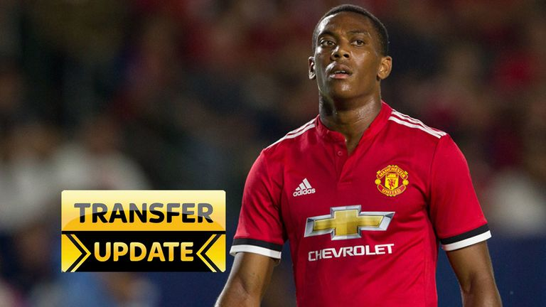 Wechselt ManUniteds Anthony Martial in die Bundesliga?