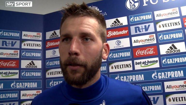 Guido Burgstaller will in Berlin wieder für Schalke treffen.