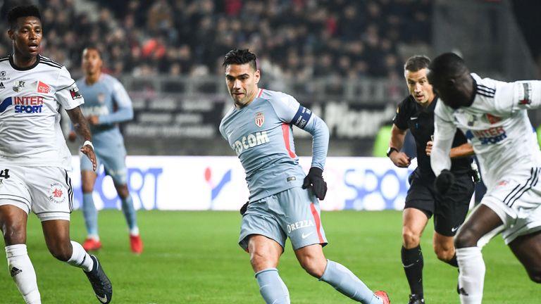 AS Monaco liegt auf dem zweiten Platz in der heimischen Liga.