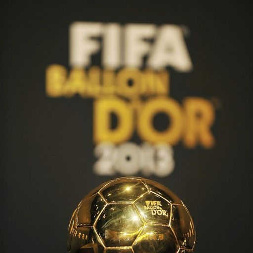 Ballon d'Or 2017 im Livestream