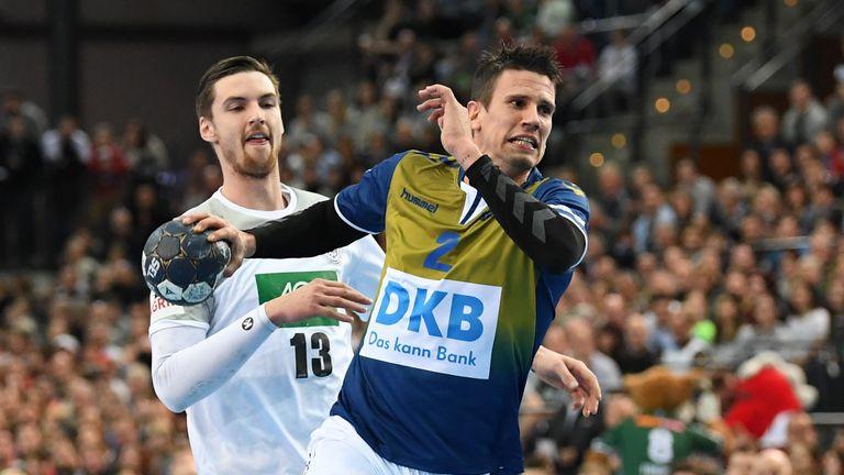 Vom Allstar Game direkt zum Handballer des Jahres: Andy Schmid.