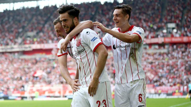 Fortuna Düsseldorf beendet seine Mini-Krise mit einem 3:0-Sieg über Ingolstadt.