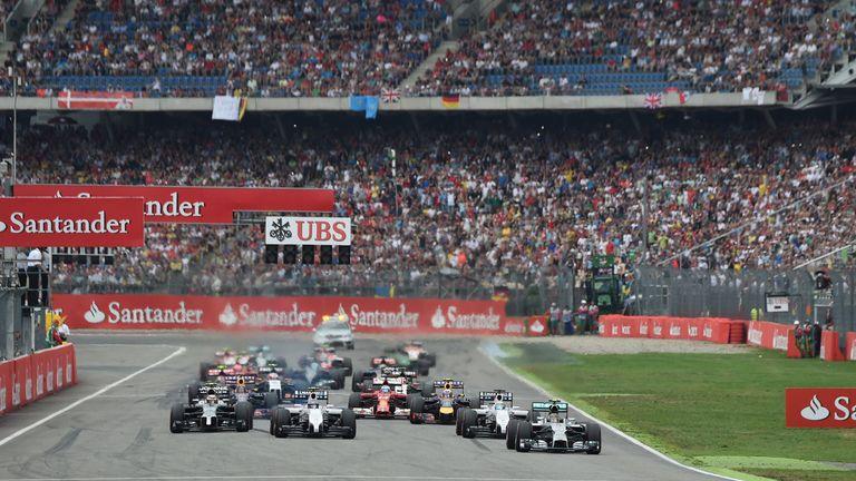 2016 fand zuletzt ein Formel 1-Rennen am Hockenheimring statt. In diesem Jahr könnte es