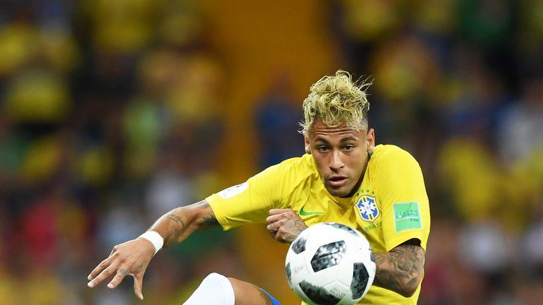Neymar und seine Brasilianer treffen im zweiten Gruppenspiel auf Costa Rica - live auf Sky Sport UHD.