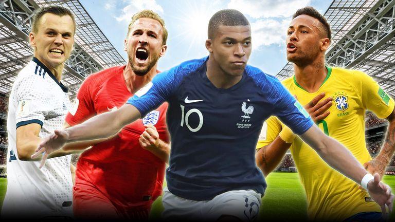 Das waren es nur noch Acht! Bei der WM geht's ab Freitag ins Viertelfinale. Wer kommt weiter? Sky Sport sagt, wer nach dem spektakulären Achtelfinale am besten drauf ist.