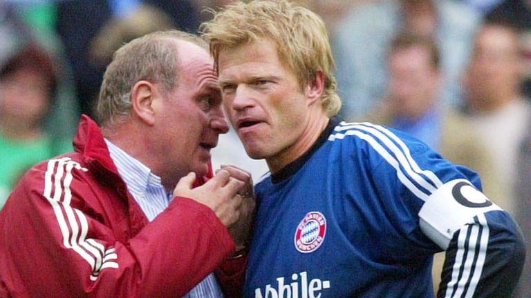 Oliver Kahn könnte bald wieder zurück bei seinem Herzensclub FC Bayern sein - in der Chefetage.