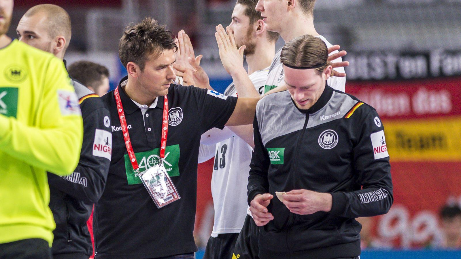 """Handball: Prokop: Tür für Reichmann im DHB-Team """"ist nicht zu"""""""