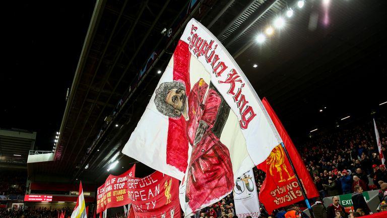 Der FC Bayern hat durch eine gute Leistung die Stimmung an der Anfield Road in Grenzen gehalten.