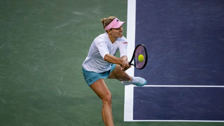 Angelique Kerber steht in Indian Wells im Halbfinale.