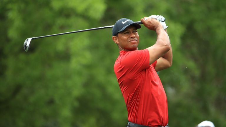 Tiger Woods siegt beim US-Masters in Augusta.
