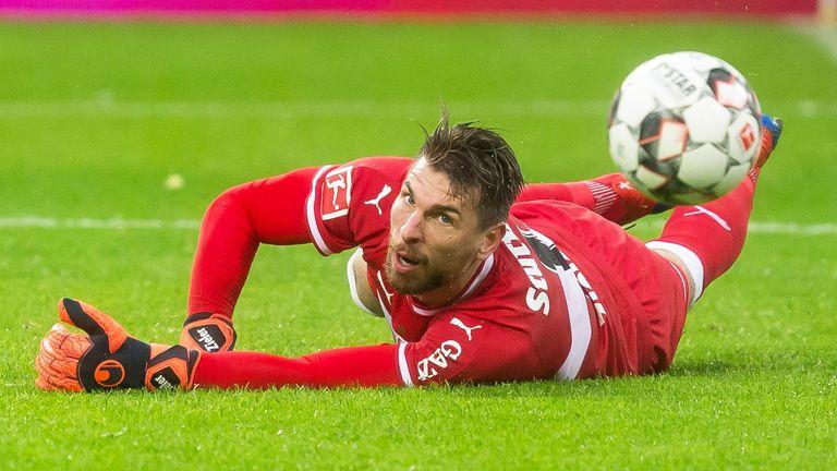 Ron-Robert Zieler hütete bereits zwischen 2010 und 2016 das Tor von Hannover 96.