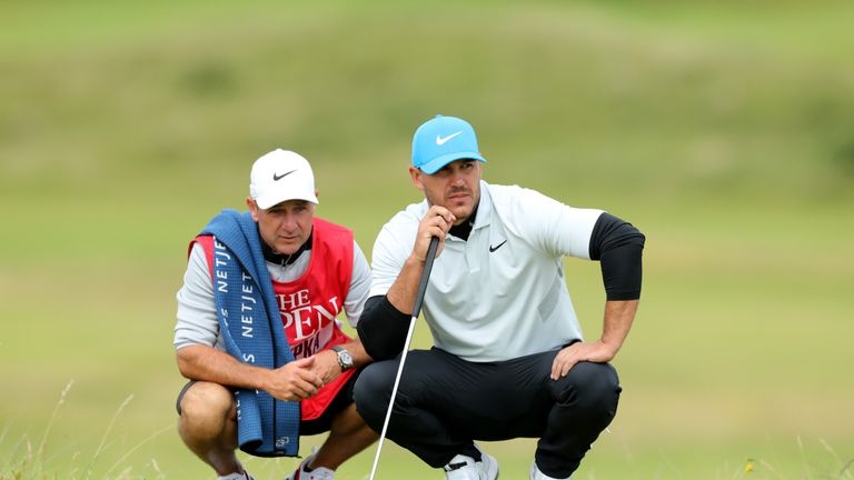 Brooks Koepka live im Stream.