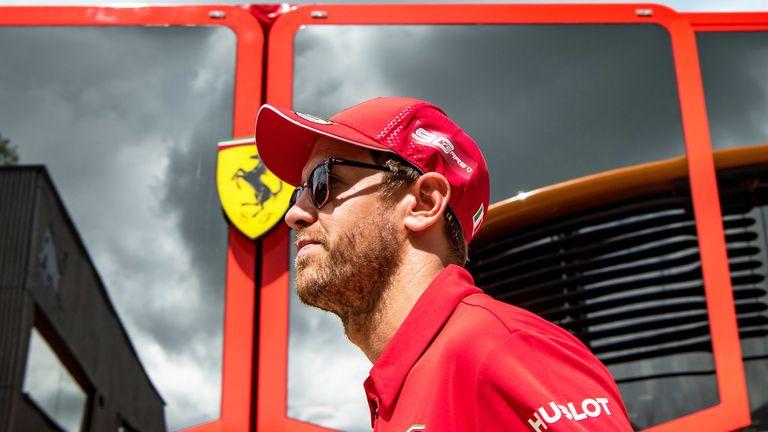 Sebastian Vettel feierte seinen letzten Grand-Prix-Sieg Ende August 2018 in Belgien.
