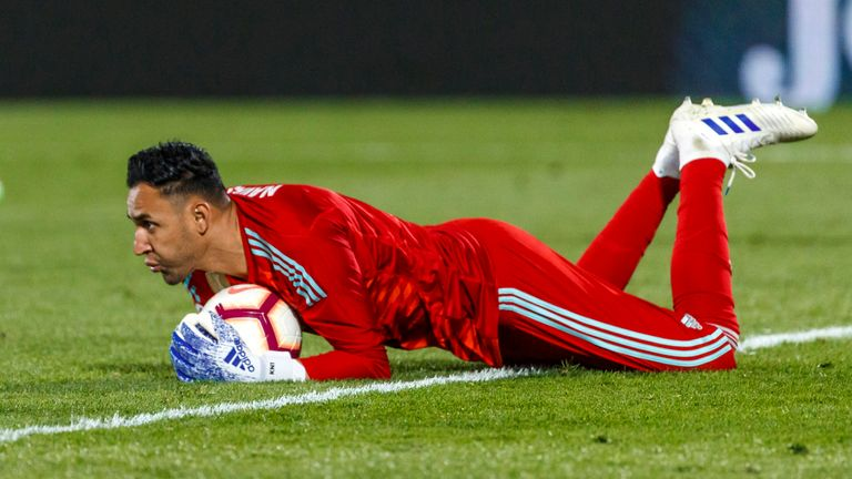 Keylor Navas – von Real Madrid zu Paris St. Germain.
