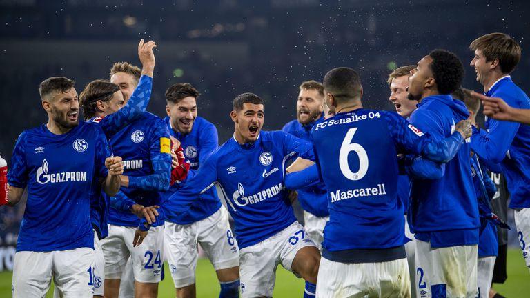 Der FC Schalke gewann gegen Mainz das dritte Bundesligaspiel in Folge.