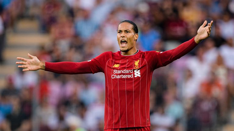 Liverpool bei United gefordert: Van Dijk & Co. peilen neunten Sieg in Serie an.