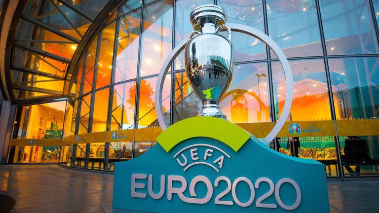 Die EM 2020 wird in 12 verschiedenen Städten ausgetragen.