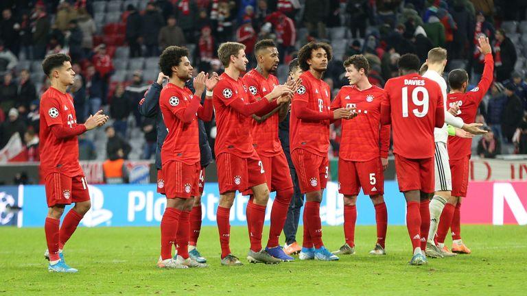 Der FC Bayern trägt maßgeblich zum Erfolg der Bundesliga in der Fünfjahreswertung bei.
