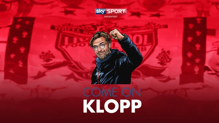 Come on Jürgen Klopp