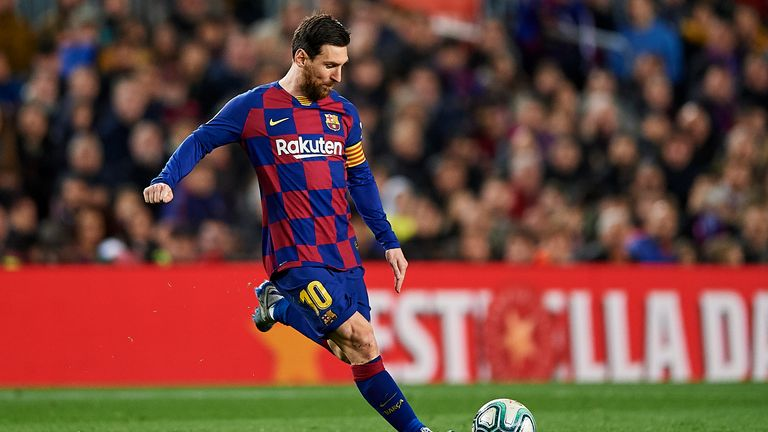 PLATZ 4: FC BARCELONA – 1,136 Milliarden Euro. Wertvollster Spieler: Lionel Messi (175 Mio).