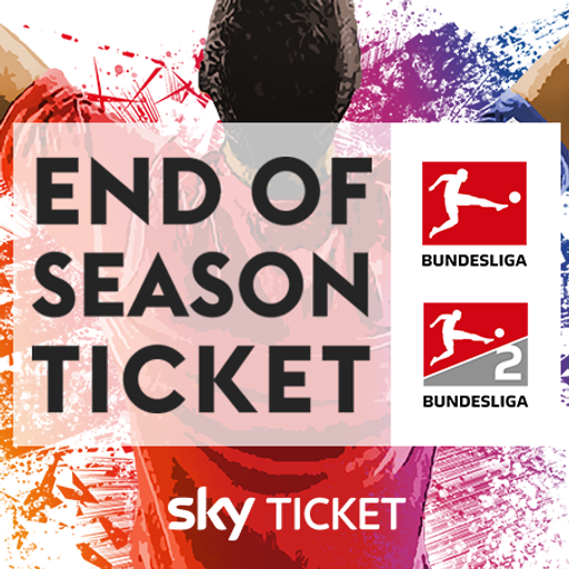 Streame die Bundesliga flexibel mit Sky Ticket