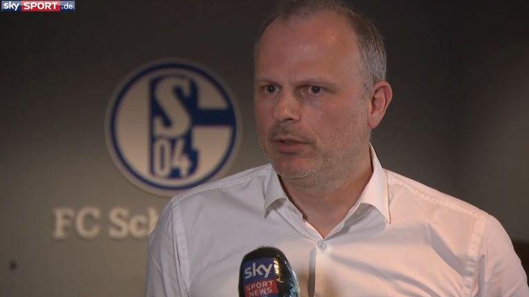 Schalkes Sportvorstand Jochen Schneider äußert sich exklusiv bei Sky zur aktuellen Lage der Knappen.