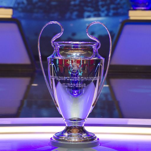 Champions-League-Finalphase live auf Sky