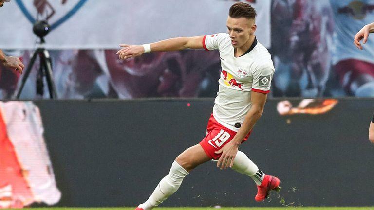 Hannes Wolf: Juli 2019 bis jetzt bei Leipzig - Ablösesumme: zwölf Millionen Euro