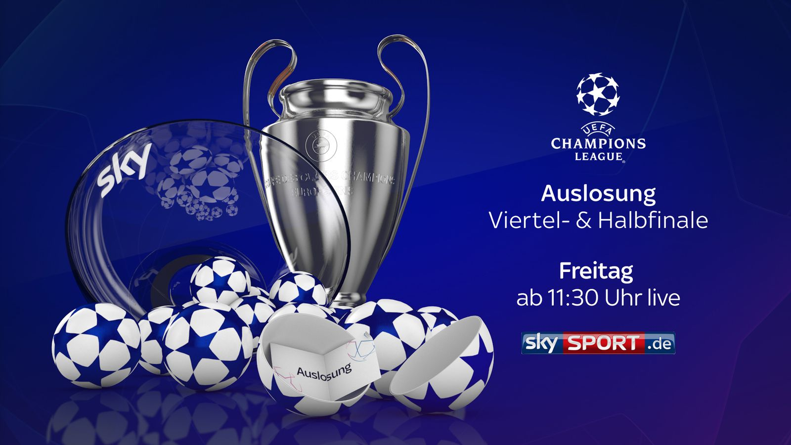 Champions League Auslosung Live Tv