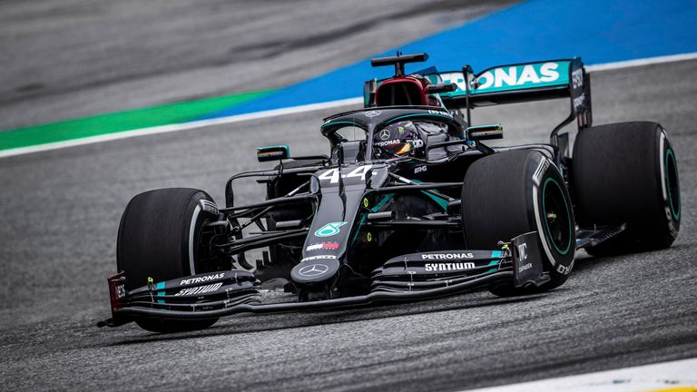Mercedes hat mit dem DAS in dieser Saison ein neues Lenksystem entwickelt.