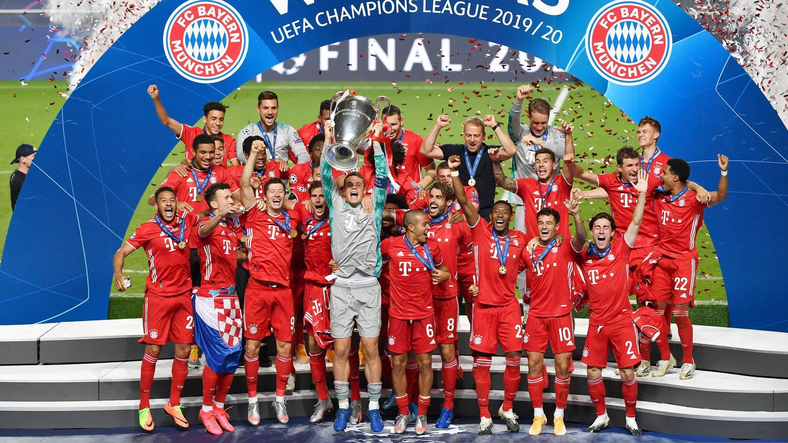 Champions League 2021 Fc Bayern