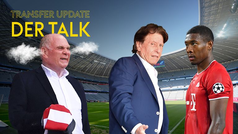 Transfer Update - der Talk