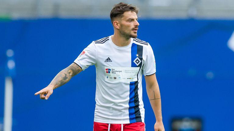 Tim Leibold ist der neue Kapitän des HSV.