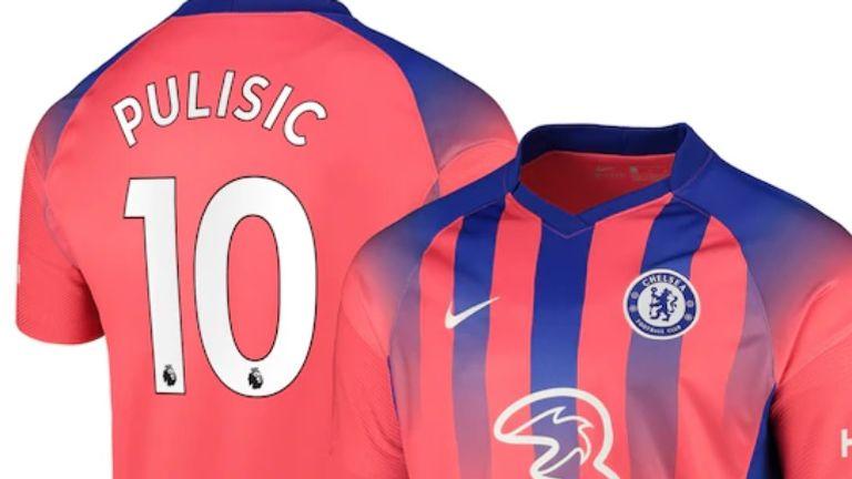 Nach dem Abschied von Willian warv die Nummer zehn beim FC Chelsea vakant. Diese hat sich US-Boy Christian Pulisic geschnappt. (Bildquelle: chelseamegastore.com)