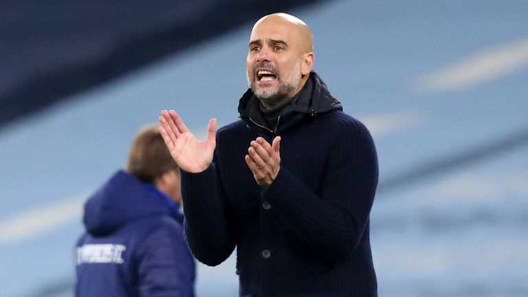 City bindet Guardiola bis 2023.