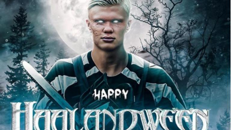 Erling Haaland (Borussia Dortmund): 5,2 Millionen Abonnenten begutachten die Beiträge und Videos des 20-jährigen Mittelstürmers. (Quelle: instagram.com/erling.haaland, https://www.instagram.com/p/CG_EIXsDalH/ )