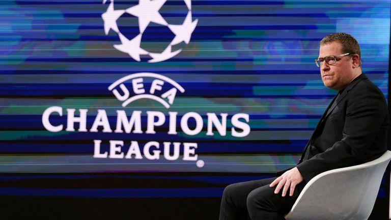 Max Eberl wünscht sich den FC Liverpool im Achtelfinale der CL.