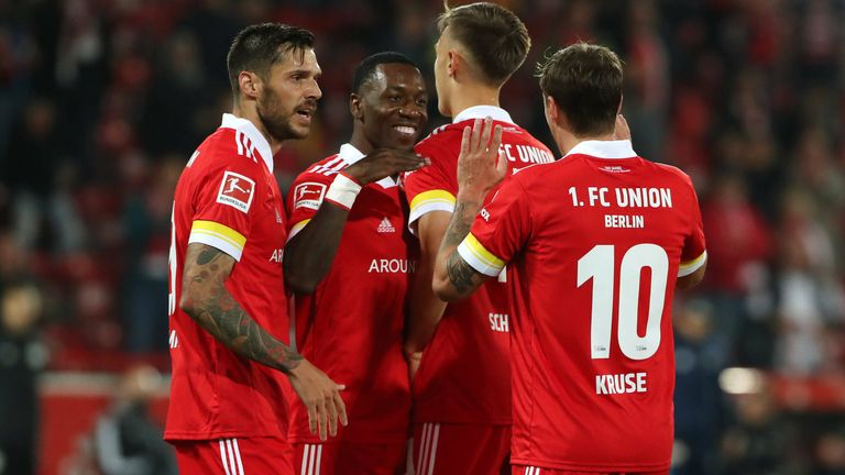 Union Berlin überrascht in der Bundesliga.