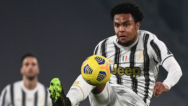USA: Weston McKennie (Juventus Turin)