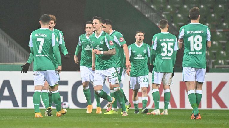 25. Spieltag: SV Werder Bremen - FC Bayern München, Samstag 13. März um 15:30 Uhr