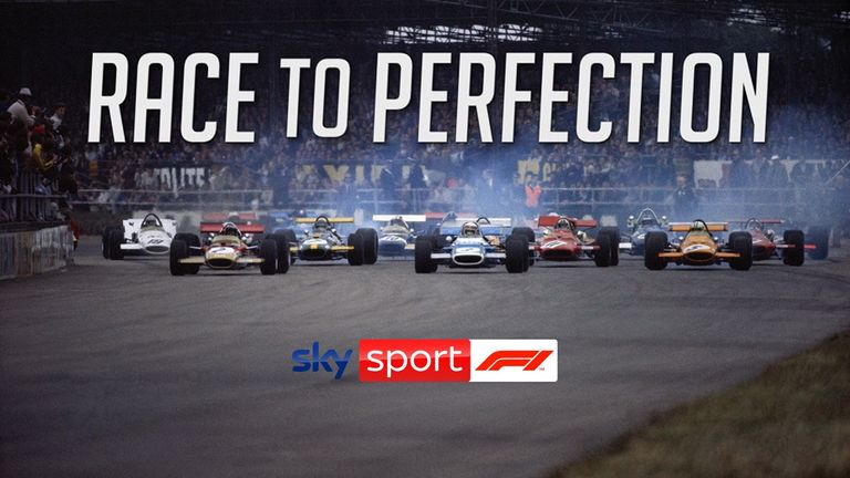 "Sky Original ''Race to Perfection"" - Seltenes Archivmaterial in einer siebenteiligen Dokumentation."
