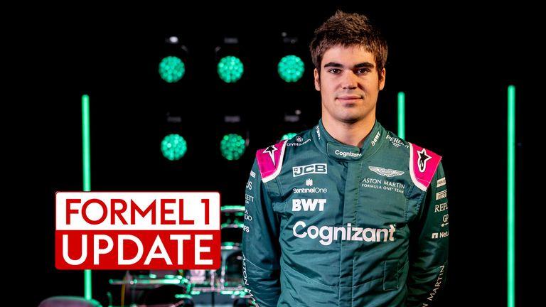 Lance Stroll ist Vettels neuer Teamkollege.