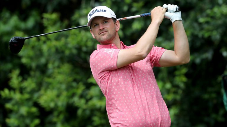Sky zeigt die Featured Groups des US Masters in Augusta mit Bernd Wiesberger.