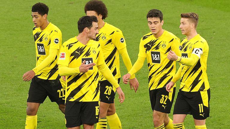 Ein Einsatz von Marco Reus und Mats Hummels gegen Manchester City ist fraglich.