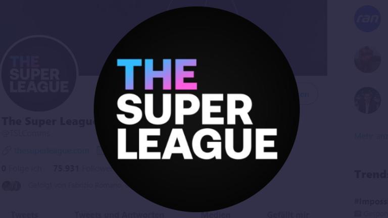 So sieht das Logo der Super League aus (Bildquelle: twitter.com/TSLComms/photo).