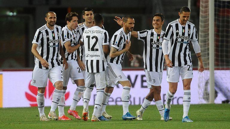 Juventus schafft auf den letzten Drücker noch die Qualifikation für die Champions League.