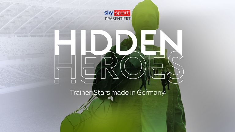 Hidden Heroes - Trainer-Stars made in Germany
