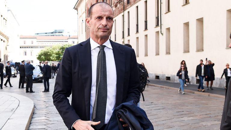 Massimiliano Allegri kehrt nach zwei Jahren Pause wieder auf die Juventus-Bank zurück.