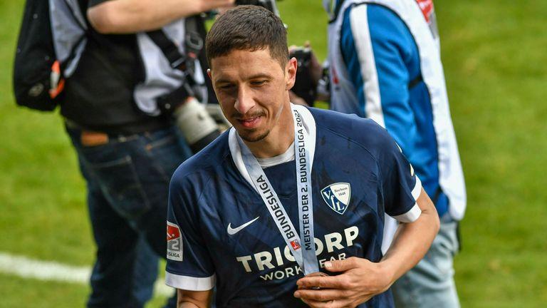 Robert Zulj verlässt den VfL Bochum.